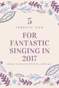 5 terrific tips for 2017