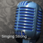 Singing Strong Logo